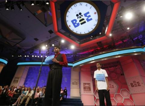 News video: Scripps National Spelling Bee Judge Quotes Kelis'